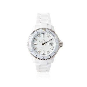 ToyWatch white ceramic watch